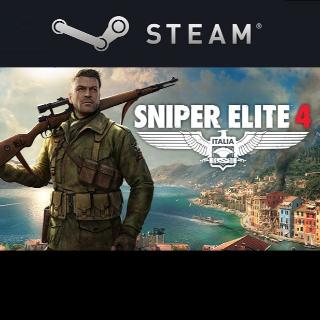 Sniper Elite 4 - Steam Key GLOBAL