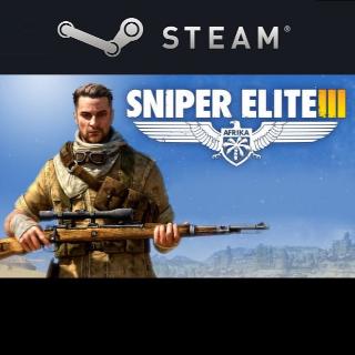 Sniper Elite 3 - Steam Key GLOBAL