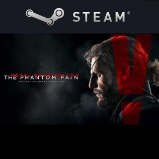METAL GEAR SOLID V: THE PHANTOM PAIN - Steam Key GLOBAL