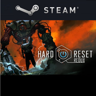 Hard Reset Redux - Steam Key GLOBAL