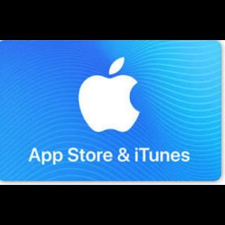 $5.00 iTunes USA