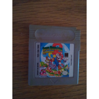 Super Mario Land 2: 6 Golden Coins - Tested - Gameboy 1992