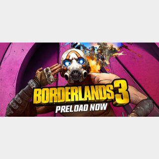 Borderlands 3 Steam Key