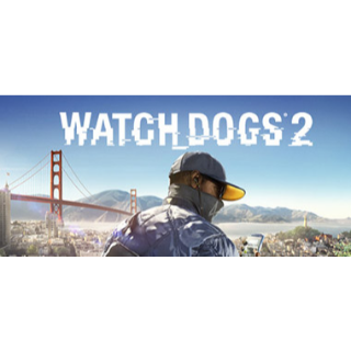 Watch_Dogs 2 Digital code (PC) Global- INSTANT DELIVERY