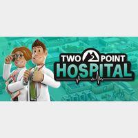 ✔️Two Point Hospital - Steam Key
