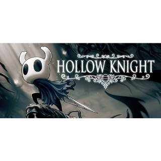 [Instant Delivery] Hollow Knight