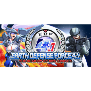 EARTH DEFENSE FORCE 4.1 The Shadow of New Despair+18DLC