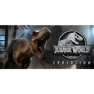 Jurassic World Evolution + Deluxe Dinosaur Pack DLC