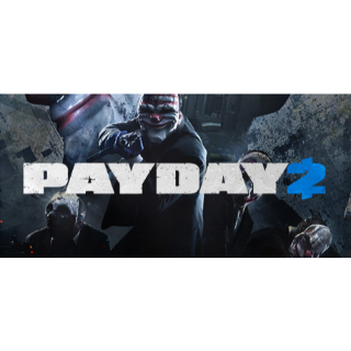 PAYDAY 2 Global