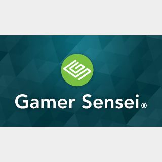 Gamer Sensei - $15 value