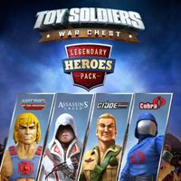 Toy Soldiers: War Chest - Legendary Heroes Pack