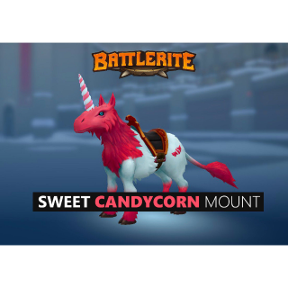 Battlerite: Sweet Candycorn Mount