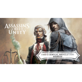 Assassin's Creed Unity THE CHEMICAL REVOLUTION DLC
