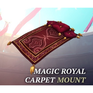 Battlerite: Magic Royal Carpet mount