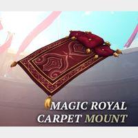 Battlerite: Magic Royal Carpet mount