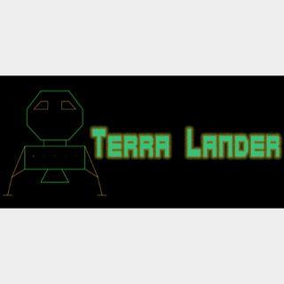 Terra Lander CD Key Steam
