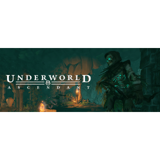 Underworld Ascendant Exclusive Aurora Ring Key