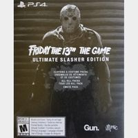 Friday The 13th The Game Ultimate Slasher Edition Upgrade + Theme