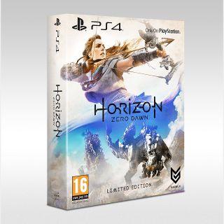 Horizon Zero Dawn Limited Edition Digital Goods