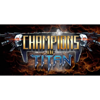 Champions of Titan - Mount And Boosts