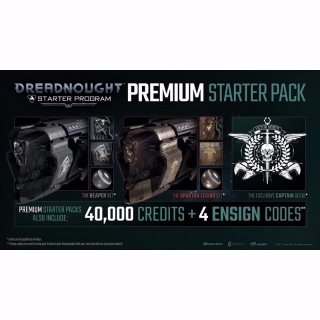 Dreadnought 60$ of In-Game Content PC | INSTANT |
