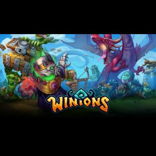 Winions: Mana Champions Starter Pack Key