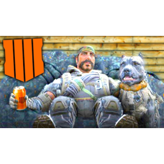 Call of Duty: Black Ops 4 - Quality Time Calling Card - PS4