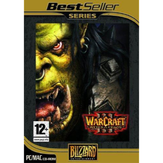 WarCraft III: Reign of Chaos GLOBAL Battle.net key