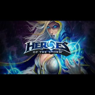 Jaina - Heroes of the Storm DLC