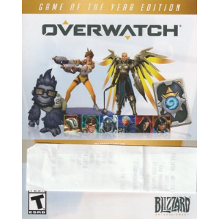Overwatch Origins Edition Digital Goodies