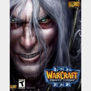 WarCraft III: The Frozen Throne GLOBAL Battle.net Key
