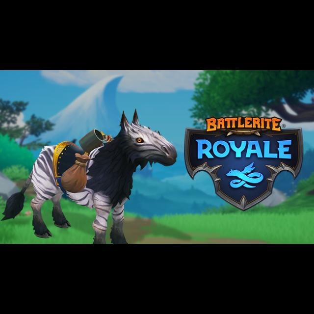 Battlerite Royale: Zebra Mount - Steam Games - Gameflip