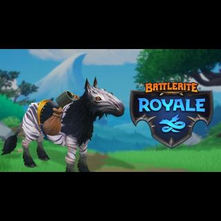 Battlerite Royale: Zebra Mount