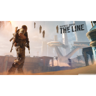 Spec Ops: The Line Steam CD-Key