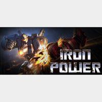 IronPower | Steam | Instant |