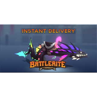Battlerite RARE Razer Serpent Mount CD Key