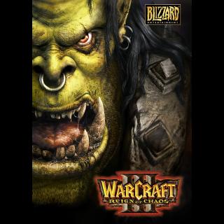 WarCraft 3: Reign of Chaos Battle.net CD Key