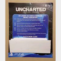 Uncharted The Lost Legacy DLC (READ DESCRIPTION)