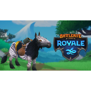 Battlerite Royale: Zebra Mount