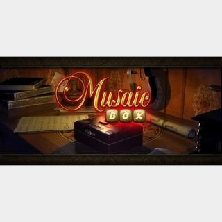 Musaic Box [Steam] [PC] [Instant Delivery] [Global Key]