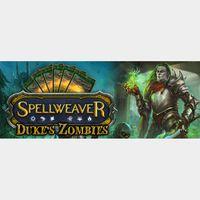 Spellweaver Zombies Deck & Packs | Worth $15 USD