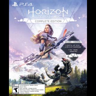 Horizon Zero Down Compleate Edition Digital Content