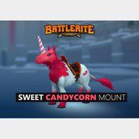 Battlerite: Sweet Candycorn Mount