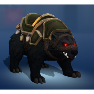 Battlerite: Armored Black Bear