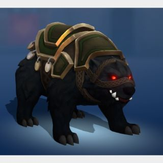 Battlerite: Armored Black Bear