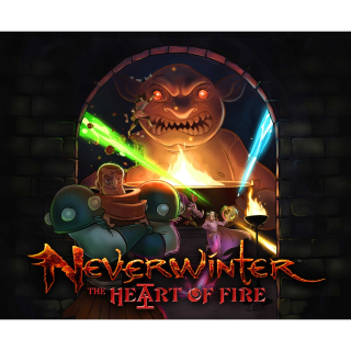 Neverwinter Wanderer Pack Key