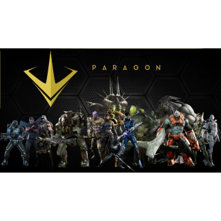 Paragon Loot Crate & Key