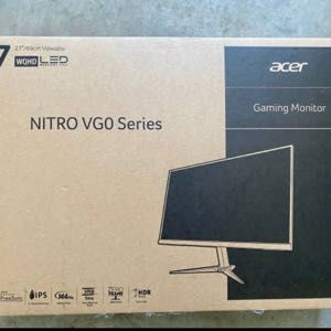 "Acer 27"" Gaming Monitor"