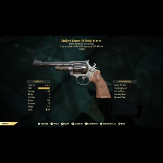 Weapon | S/E/+1A .44 Pistol