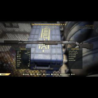 Weapon | TS/E/RW PUMP SHOTTY